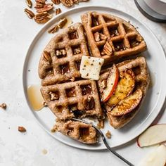 we're here to bring you, The Best of Pumpkin Spice, tomorrow at Simply Made Local (link in bio.) What is your favorite way to pumpkin spice up the season? Chocolate Crunch, Healthy Chocolate, Pumpkin Spice Waffles, Quinoa Cookies, Spice Things Up, Spices, Brunch, Baking, Eat