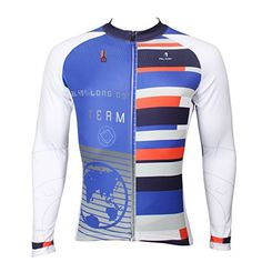 015891b64835 Paladin Mens City Series Coordinate Design Long Sleeve Cycling Jersey Size  XXXXL * Click on the