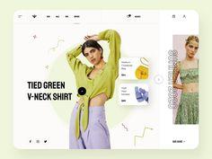 Fashion Website Design, Site Web Design, Website Design Layout, Web Layout, Layout Design, Game Design, Pop Design, Stand Design, Booth Design