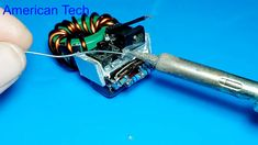 Electronic Schematics, Soldering Iron, Can Opener, Wire, Tools, Instruments, Soldering, Cable