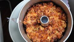 Pão de Linguiça na Brasa - Monta Encanta