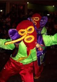 Marimonda del carnaval de Barranquilla