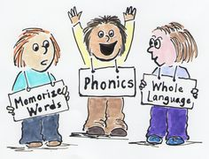 In school, children learn to read best by first learning phonics, but out of school they learn naturally with little attention to phonics. Why this difference? Learning Phonics, Phonics Reading, Kids Learning, Teaching Child To Read, Teaching Reading, Guided Reading, Janet And John Books, Wilson Reading Program, Mastery Learning