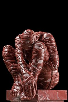 LACER-AZIONE red marble