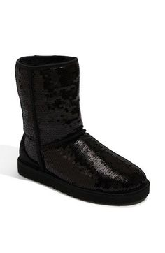 UGG® Australia 'Classic Sparkles' Boot (Women) | Nordstrom I'm buying me some uggs this year!