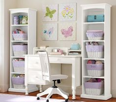 Love this! Keeps your tween or teen Bedroom organized. Great Decor Ideas and Fixtures and Color Scheme roomCatalina Storage Tower