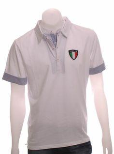 SALDI MAGLIETTA MANICHE CORTE T-SHIRT ESERCITO ITALIANO FOLGORE POLO SPORTIVA | eBay