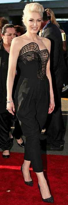 Gwen Stefani Grammy's 2015
