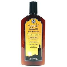 Daily Moisturizing Shampoo  For All Hair Types  355ml12oz by Agadir Argan Oil >>> Find out more about the great product at the image link.(This is an Amazon affiliate link)