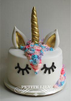 Unicorn cake/ bolo unicornio