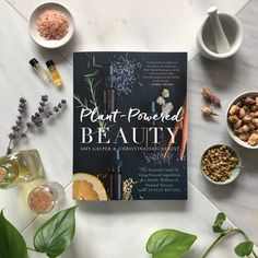 15 Favorite Holistic Beauty & Wellness Books - Journey To Glow Organic Skin Care, Natural Skin Care, Natural Beauty, The Beauty Chef, Beauty Junkie, Vegan Beauty, Diy Skin Care, Plant Based, Herbalism
