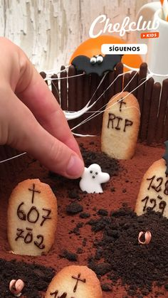 Comida De Halloween Ideas, Halloween Food For Party, Halloween Cakes, Halloween Treats, Fun Baking Recipes, Dessert Recipes, Cooking Recipes, Fall Recipes, Sweet Recipes