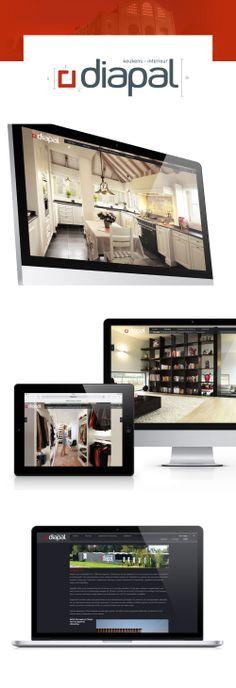 Website voor Diapal - Bekijk deze website op: www.diapal.be