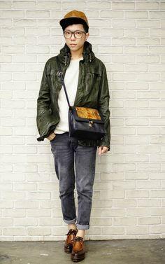 每日精選 - 2013-11-18   Dappei 搭配 - 服飾穿搭網站
