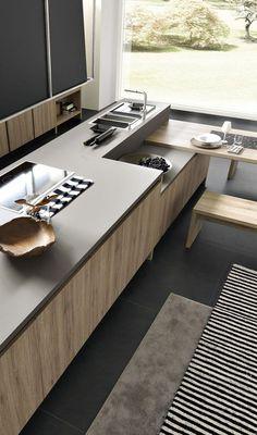 top cucina in ceramica laminam 1620x3240x12mm | top cucina in ... - Piano Top Cucina