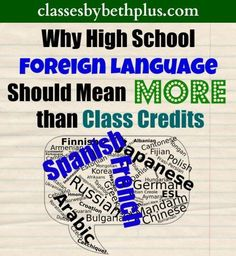 why we should learn foreign language essay