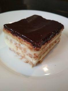 Γλυκό με κρέμα και μπισκότα πτι Μπερ ! Tiramisu, Cooking, Ethnic Recipes, Food Cakes, Kitchen, Cakes, Kuchen, Tiramisu Cake, Brewing