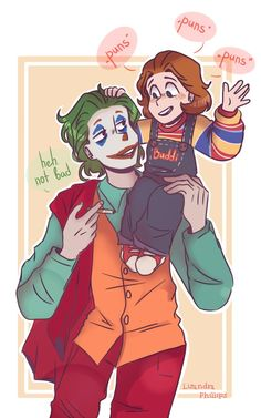 Since I know you're also a fan of Undertale, I wonder what will happen if Chara and Frisk get to meet Chucky and Andy? Chucky Horror Movie, Chucky Movies, Horror Movies Funny, Scary Movies, Comedy Movies, Scary Movie Characters, Childs Play Chucky, Yandere, Looks Halloween