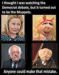 Demo-Presidential Hope-Fools!