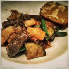 Ostrich sausage casserole Sausage Casserole, Low Gi, Sausage Recipes, Sausages, Pot Roast, Casseroles, Ethnic Recipes, Food, Carne Asada