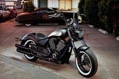 2012 Victory Highball. I want this bike!