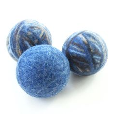wool dryer balls or baby toy
