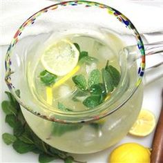 Peppermint Lemonade Recipe on Yummly
