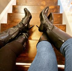 Thigh High Boots, High Heel Boots, Knee Boots, Heeled Boots, Women's Boots, Sexy Boots, Leather Boots, Leather Jacket, Womens High Heels