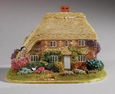 Lilliput Lane Cottages - Catslide Cottage, Hampshire