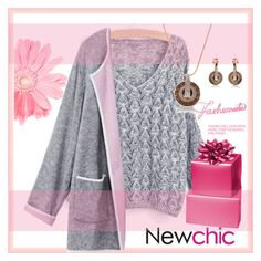 """""""Newchic2"""" by aaidaa ❤ liked on Polyvore"""