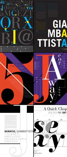 TYPE THIS. by Caleb Newberg, via Behance