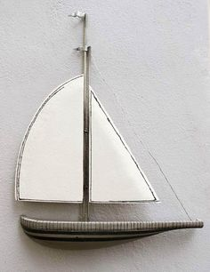 T-4  Καράβι  Boat 40x53cm