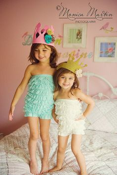 Petti Rompers by SummerInspirations on Etsy.  I want these for the girls' next photos!