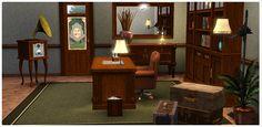 Club Vaindenburger Study - Store - The Sims™ 3