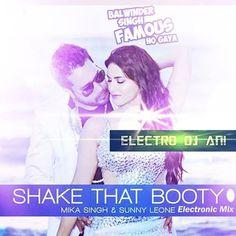 Shake That Booty-Ft. Mika Singh (Electronic Mix)