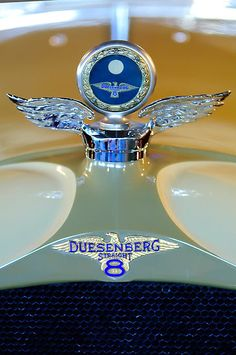 1926 Duesenberg Model A Boyce MotoMeter by Jill Reger..Re-pin brought to you by agents of #carinsurance at #houseofinsurance in Eugene, Oregon