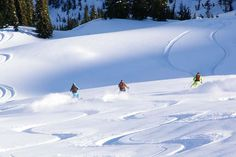 #Luxury #Heliskiing at Sparkling Hill - #Canada