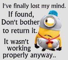 Don't return my mind! !!!!!!!!!!!!......