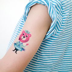 Tattyoo – temporary tattoos for adults and kids