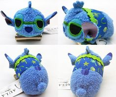Preview: Aulani Exclusive Stitch Tsum Tsum