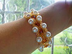 Las Creaciones y Manualidades de Mariace: perlas y murano