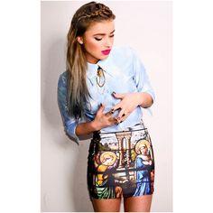 This is a Fashion Blog via Polyvore