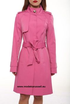 Trench Coat Heidrun Pink
