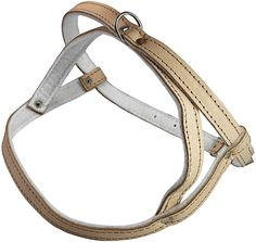 Leather Dog Harness Padded *** New and awesome dog product awaits you, Read it now  : Harnesses for dogs
