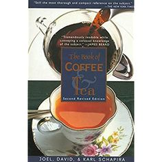 The Book of Coffee and Tea ** Click image for more details.