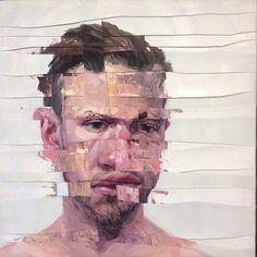 "Adam Lupton  ""Psychoanalysis Composition II"""