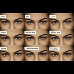 Air optix colored contacts Beautiful and enhancing colored contact lenses. $20 per pair Other