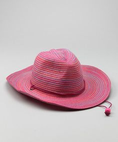 2574760dca5bef Take a look at this Fuchsia Jillaroo Cowboy Hat - Women by Wallaroo Hat  Company on