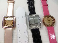 lady's watches with cz crystal or acrylic rhinestones $3.50 - http://www.wholesalesarong.com/blog/ladys-watches-with-cz-crystal-or-acrylic-rhinestones-3-50/