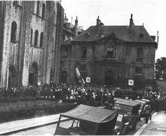 du 10 au 18 juillet 1944 à Caen